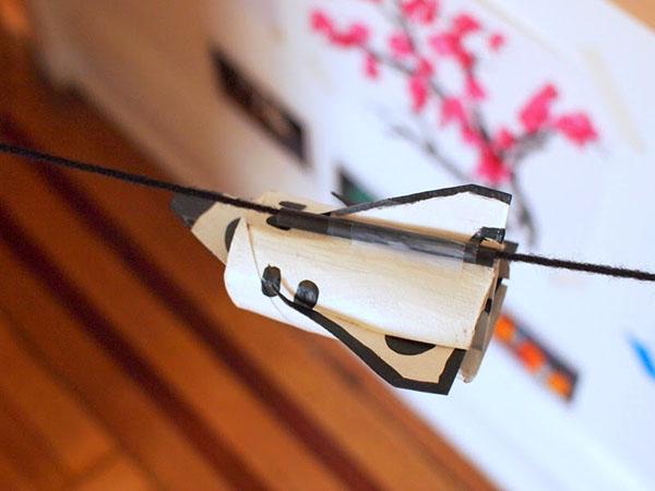 kak-sdelat-raketu-svoimi-rukami-20 Как сделать ракету своими руками из бумаги, картона, фольги, бутылки, спичек – схемы и модели. Как делать космическую ракету, которая летает — пошаговый мастер-класс