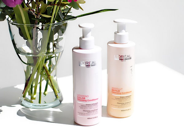 Новинки ко-вошинга: линейка L'Oreal Professionnel Gentle Cleansing