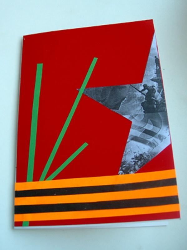 Открытки санкт-петербурга, открытка ветеранам на день победы своими руками