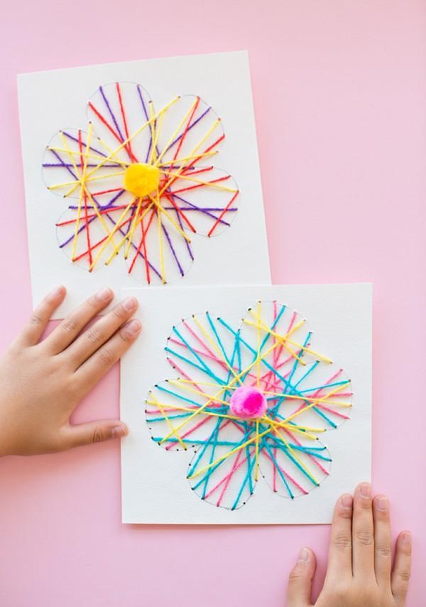 Как сделать открытку ребенку для мамы, открытки для наташи