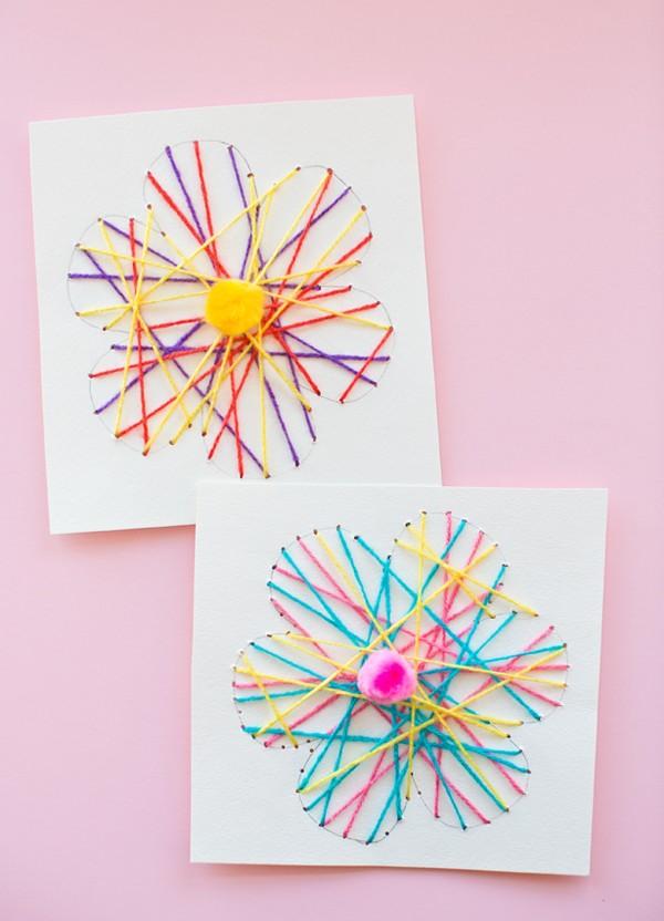 Подруги лучшие, открытки на день матери своими руками 4 класс поэтапно