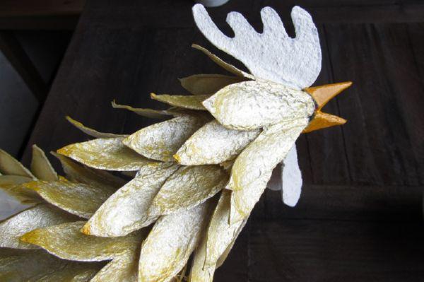 petuh-svoimi-rukami-12 Год Петуха поделки своими руками из ткани, бумаги, сшить символ года