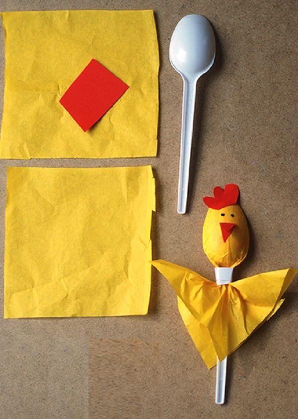 petuh-svoimi-rukami-4 Год Петуха поделки своими руками из ткани, бумаги, сшить символ года