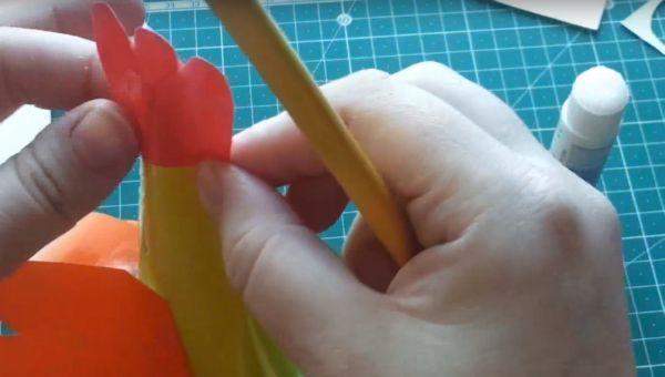 petuh-svoimi-rukami-46 Год Петуха поделки своими руками из ткани, бумаги, сшить символ года