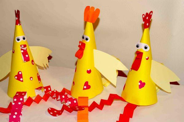 petuh-svoimi-rukami-48 Петух своими руками на Новый год: фото и идеи