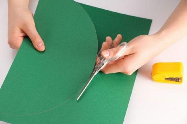 легкие поделки из бумаги инструкция