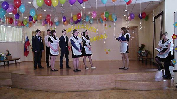 сценки выпускников на последний звонок поделитесь своей