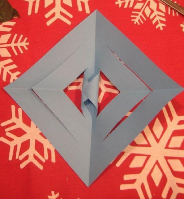 sneghinki-svoimi-rukami-16 Снежинки своими руками из бумаги: 100 схем вырезания снежинки из бумаги