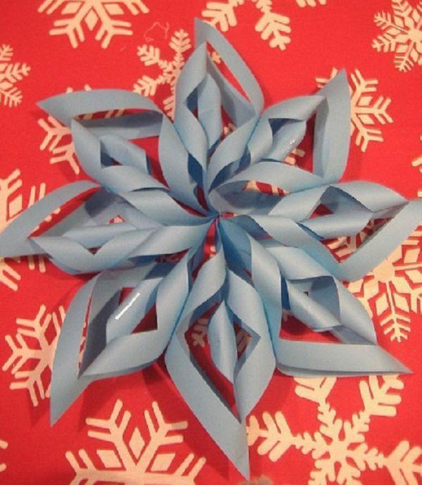 sneghinki-svoimi-rukami-21 Снежинки своими руками из бумаги: 100 схем вырезания снежинки из бумаги