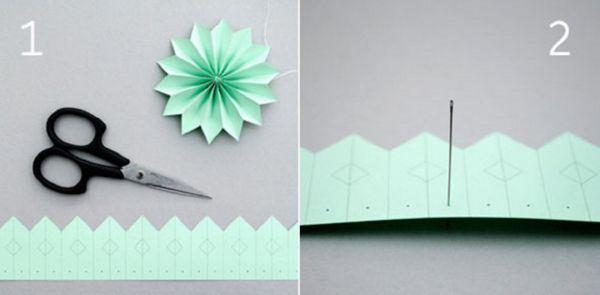 sneghinki-svoimi-rukami-23 Снежинки своими руками из бумаги: 100 схем вырезания снежинки из бумаги