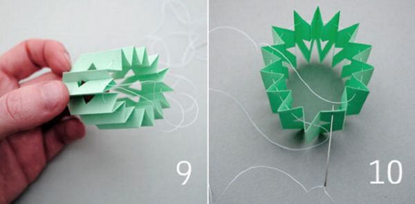 sneghinki-svoimi-rukami-27 Снежинки своими руками из бумаги: 100 схем вырезания снежинки из бумаги