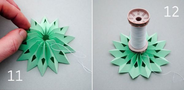 sneghinki-svoimi-rukami-28 Снежинки своими руками из бумаги: 100 схем вырезания снежинки из бумаги