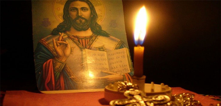 Молитва на освящение новой вещи