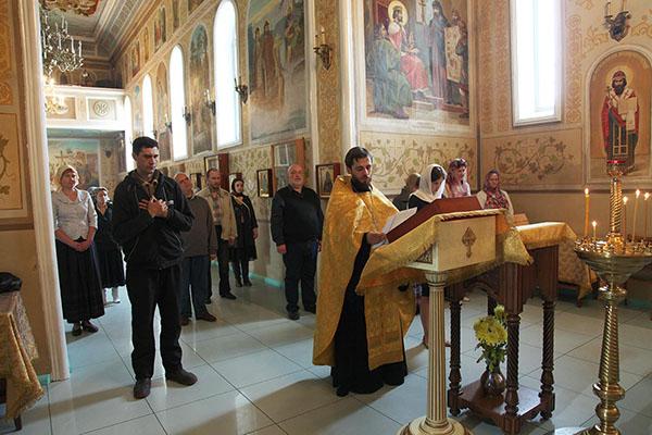 Молитва перед иконой Взыскание Погибших
