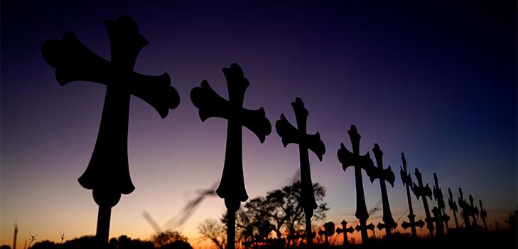 Молитва семь крестов в православии