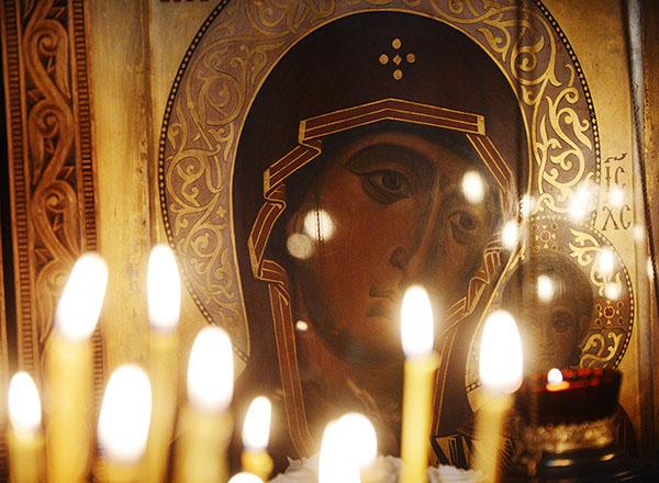 Молитва матери о детях христианская