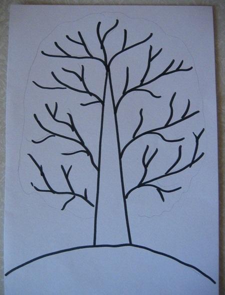 kartinki-iz-listev-osen-2 Картины из листьев и цветов своими руками для детского сада и школы