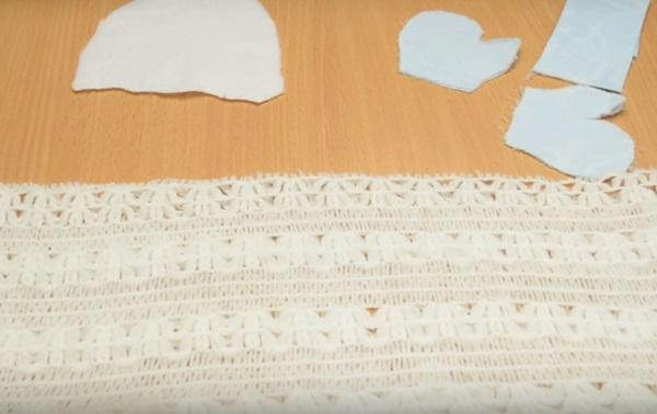 snegurochka-svoimi-rukami-11 Снегурочка своими руками: поделка в детский сад и школу
