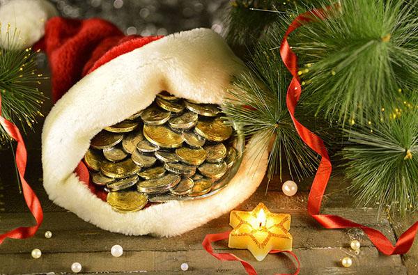 Приметы на Новый год — 31 декабря 2019 — Приметы помогут вам обрести удачу и богатство в 2019 году. Выносить мусор 31 декабря и 1 января запрещено!