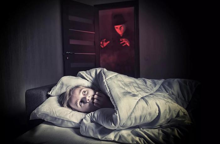 Сонный паралич, кошмар