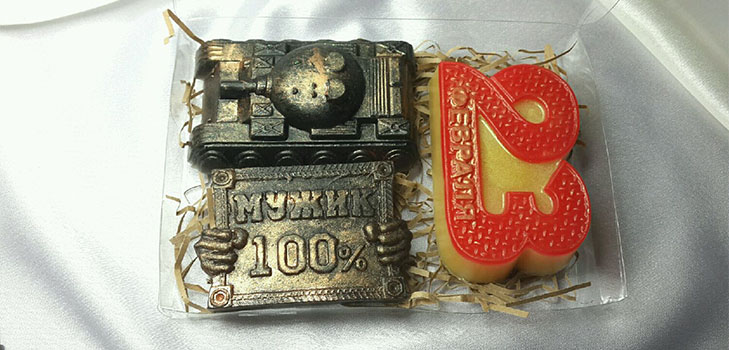 chto-podarit-na-23-fevralya-nedorogoe-1 Как упаковать подарок в подарочную бумагу красиво и необычно: мастер-классы