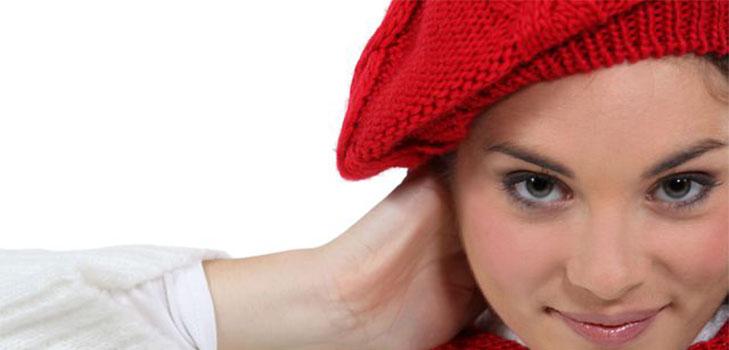 Как выбрать шапку по типу лица женщине