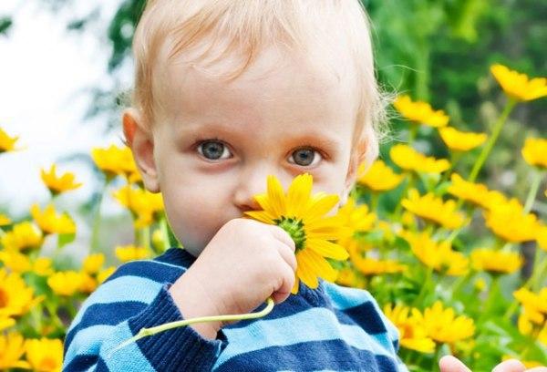 Аллергия у ребенка лечение народными средствами