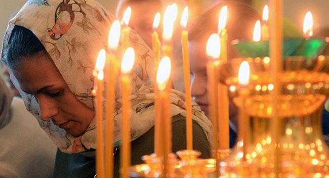 Сильные молитвы на Вознесение Господне на исполнение желания (читать и слушать)