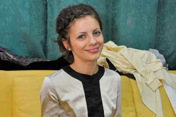Наталья Еприкян: личная жизнь с мужем и детьми, фото