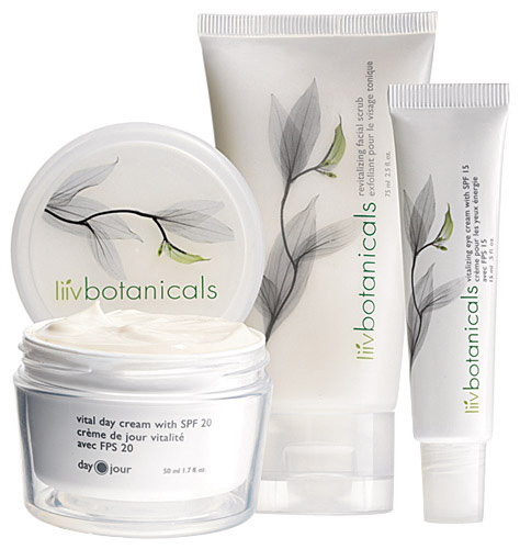 Avon Liiv Botanicals Vital Day Cream