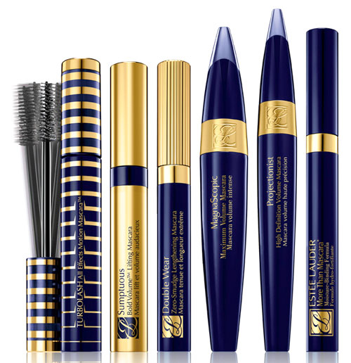 Estee Lauder Mascaras Collection