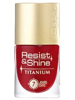 Resist and Shine Titanium