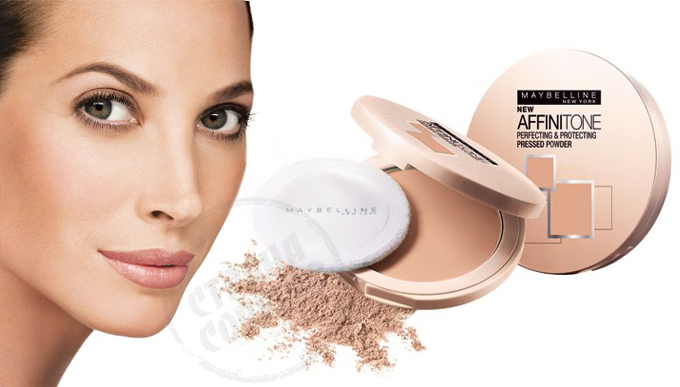 Maybelline Affinitone Powder