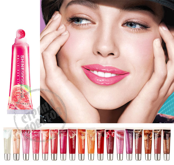 Maybelline Shine Sensational Lip Gloss