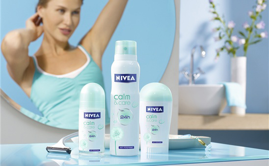 Nivea Calm & Care