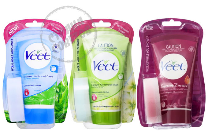 Veet In Shower Cream