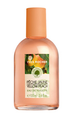 Yves Rocher Les Plaisirs Nature Yellow Peach