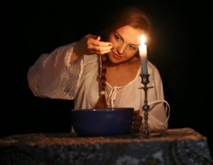 Гадания на свечах на будущее любовь и суженого