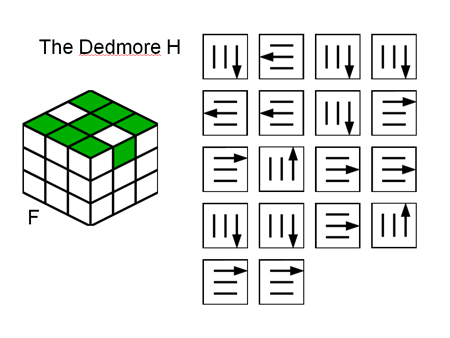 Кубике рубика 3х3 схема — ваш запрос.