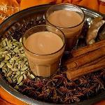 Масала чай - индийский чай с молоком и специями, пошаговый рецепт с фото