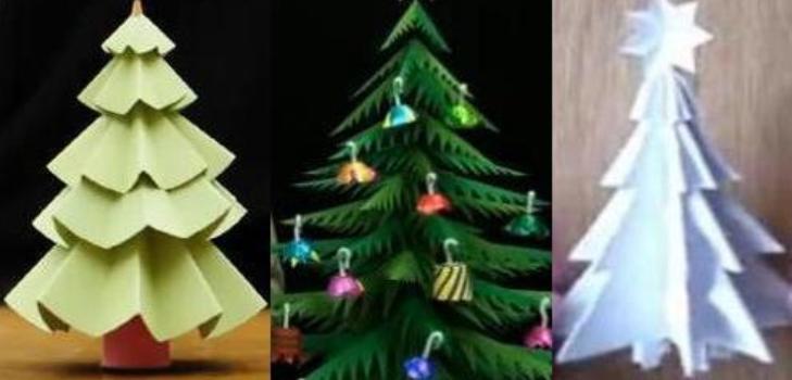 Как можно сделать елку на новый год фото 780