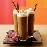 """Кофейный коктейль """"Торговый дефицит"""", пошаговый рецепт с фото"""