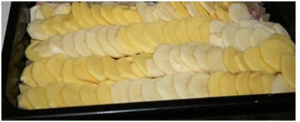 Турецкие пельмени (Manti) с нутом, приготовленные в духовке, пошаговый рецепт с фото
