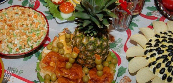 """Закуска """"Весенняя"""" – кулинарный рецепт"""