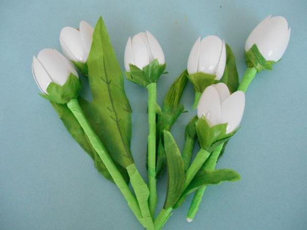 tyulpany-svoimi-rukami-145 Тюльпаны своими руками. Тюльпан из бумаги своими руками