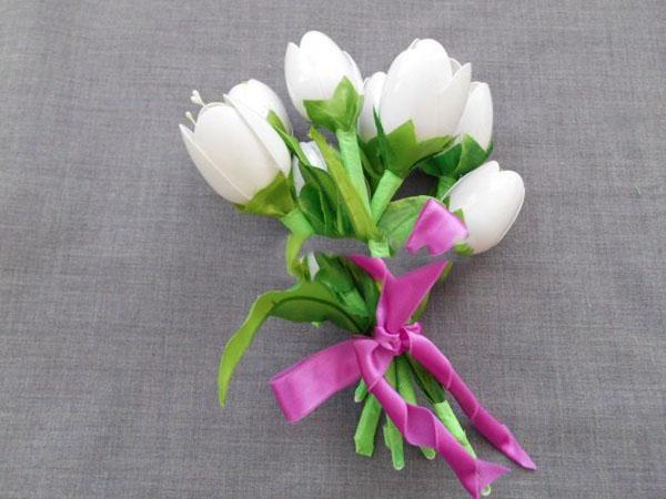 tyulpany-svoimi-rukami-146 Тюльпаны своими руками. Тюльпан из бумаги своими руками